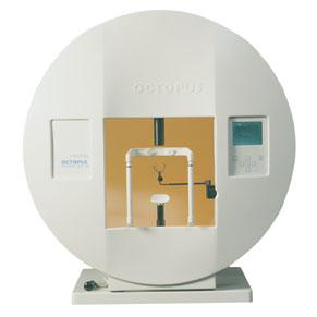 Gesichtsfeld – Apparatur für die Berechnung der Ausdehnung des Gesichtsfeldes mit Computermethode