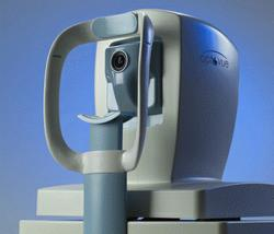 OCT aparatura za pregledovanje makule, roženice in vidnega živca pri glavkomu