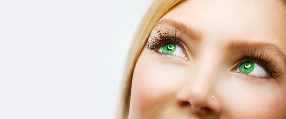 For healthy eyes and improved art of living