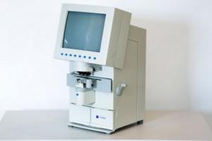 Zeiss lensmeter (preverja dioptrijo vaših očal in kontaktnih lečk)