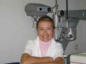 Marija Ana Schwarzbartl Pfeifer, dr. med