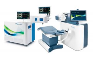 Excimer laser za korekcijo dioptrije